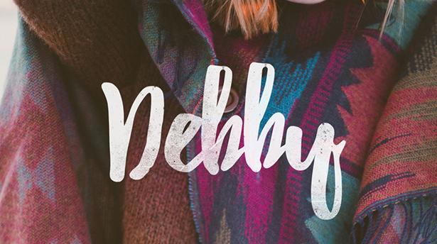 15 новых бесплатных шрифтов за октябрь