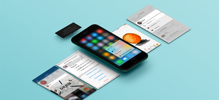 5 возможностей 3D-touch, которые сделают ваше приложение круче