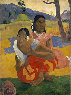 Paul_Gauguin,_Nafea_Faa_Ipoipo__1892,_oil_on_canvas,_101_x_77_cm