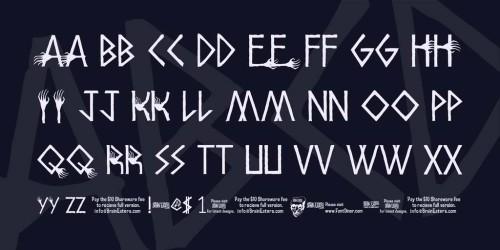 amhole-font-4-big