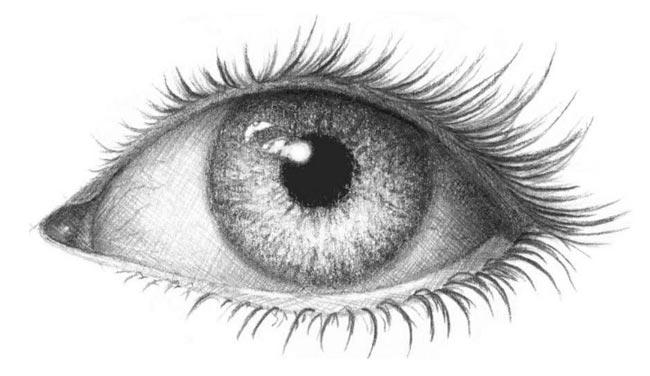 Картинки глаза человека красивые