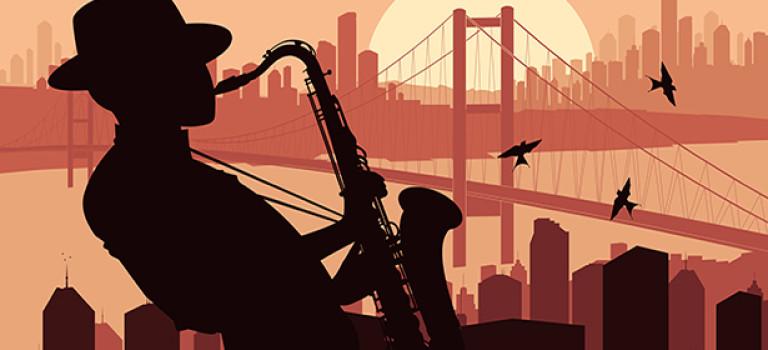 Сегодня ты играешь джаз