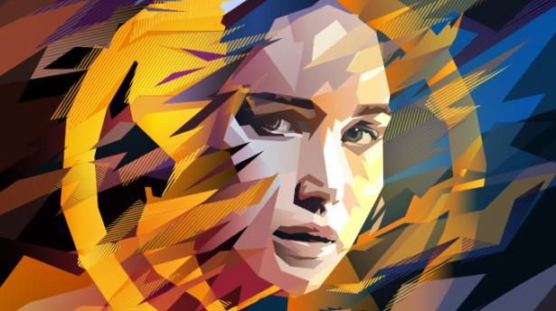 podborka velikolepnyx geometricheskix artov