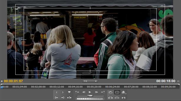 О безопасных зонах изображения в видеовещании
