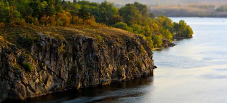 Поэзия на берегу Днепра