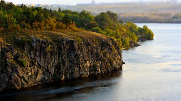 Поэзия на береге Днепра