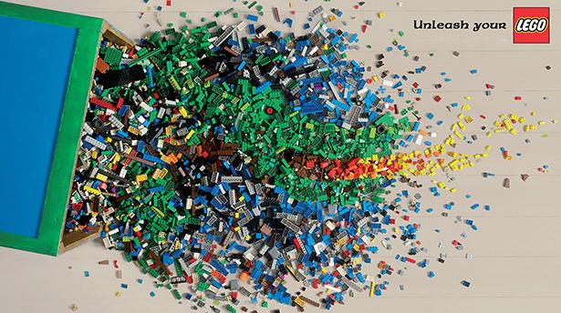 Alter LEGO: творческое применение конструктора