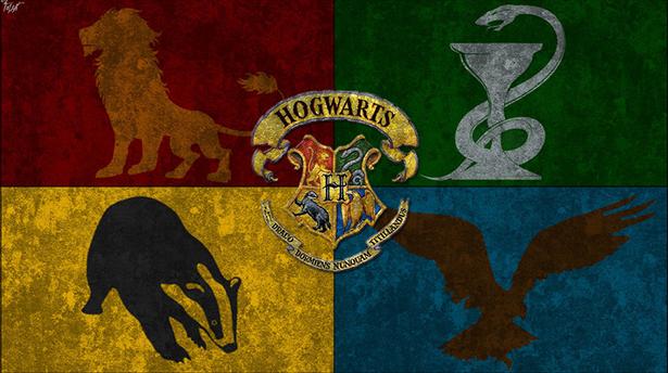 Завораживающие цифровые обложки книг о Гарри Поттере