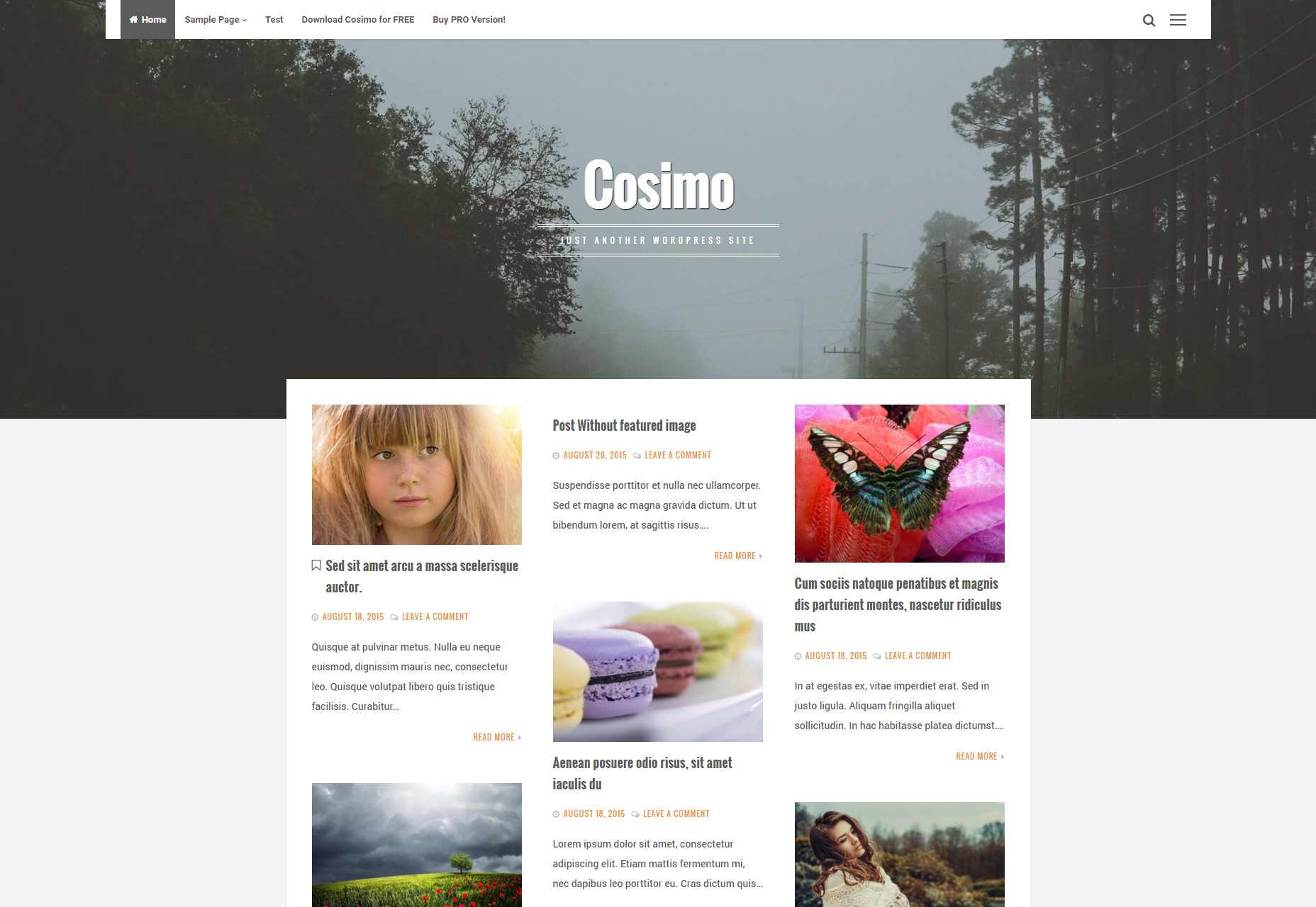 cosimo-blog-portfolio-wordpress-theme