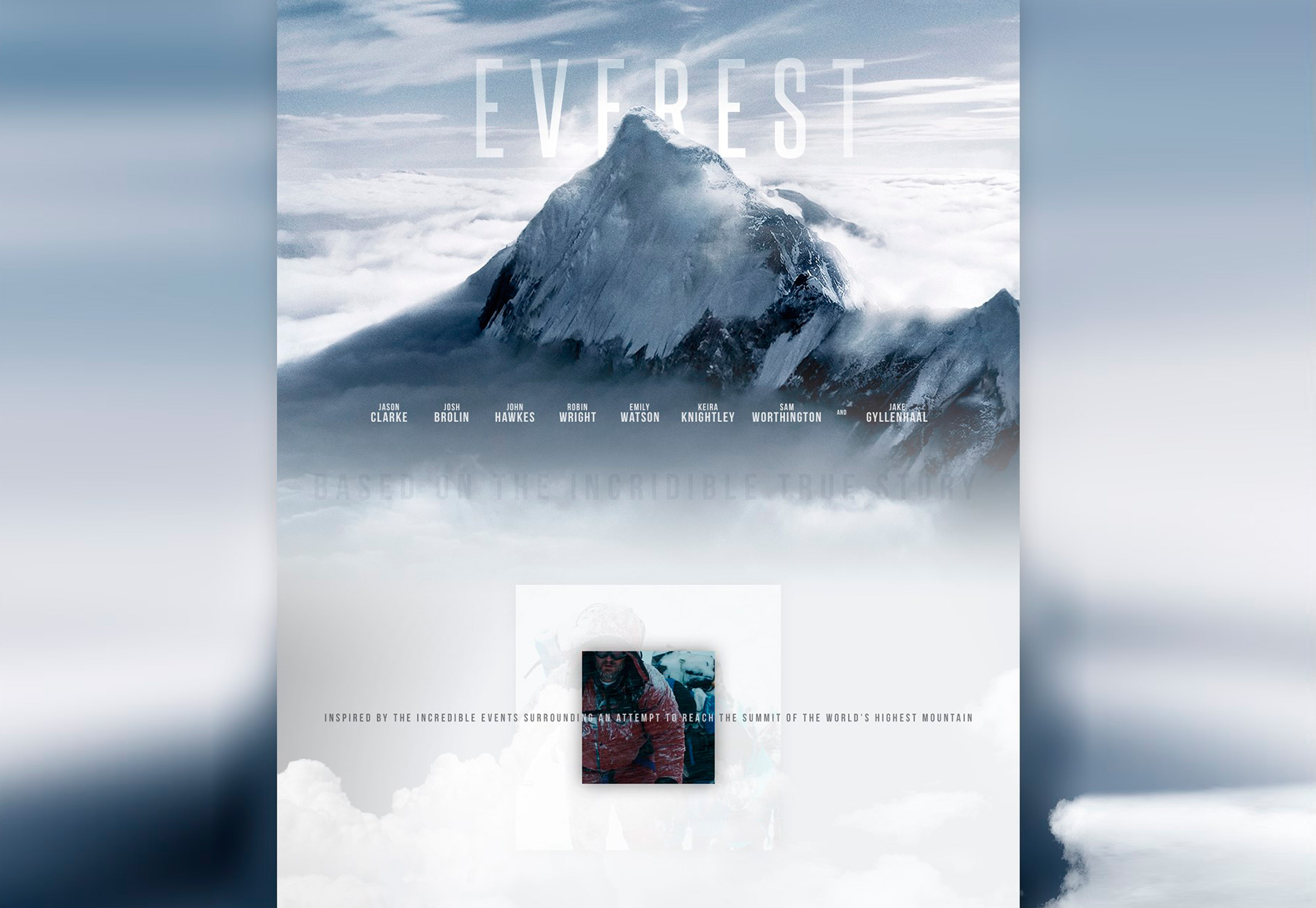 everest-movie-inspired-psd-web-template