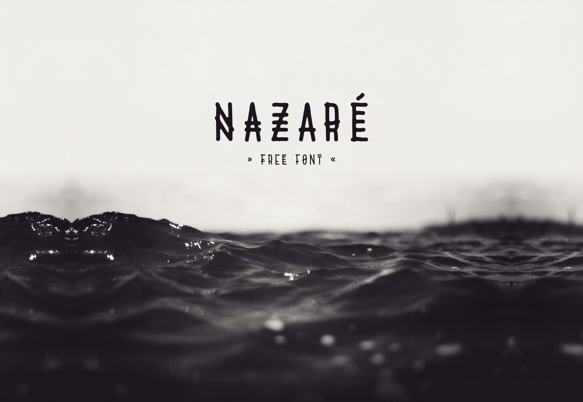 nazare-portugal-city-inspired-typeface