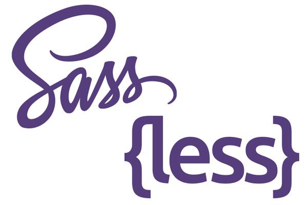 01-sass-less-logos