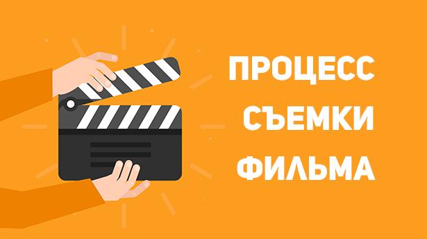 Основы кинопроизводства: процесс съемки фильма