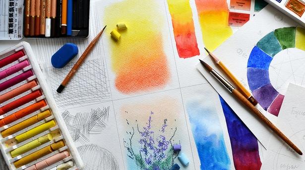 3 касиомы работы с цветом в живописи