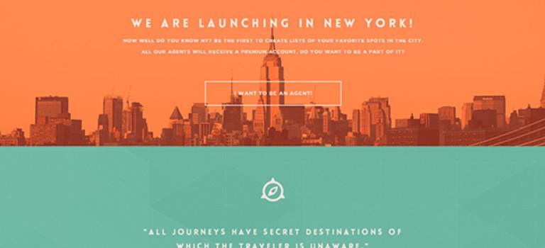 40+ вдохновляющих сайтов с плоским дизайном