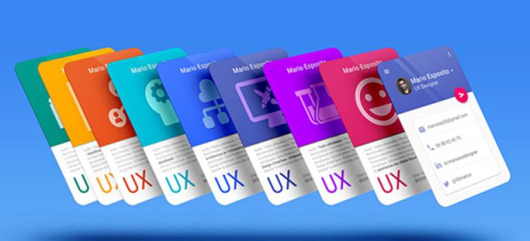 Как усовершенствовать UX с помощью карточного дизайна