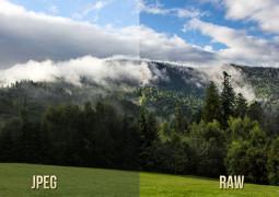Фотография: когда снимать в RAW, а когда в JPEG?