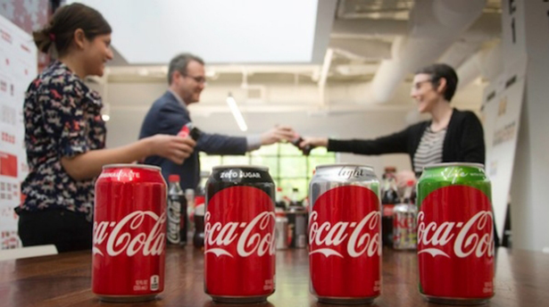 Ребрендинг Coca-Cola: все стало еще круче!