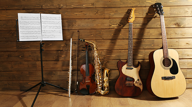 На каком музыкальном инструменте легче всего научиться играть