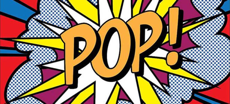 Стиль поп-арт в брендинге