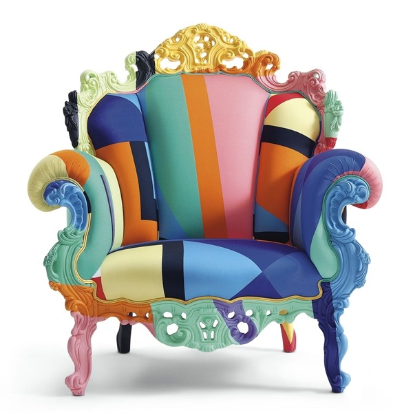 Alessandro Mendini-chair-Prust