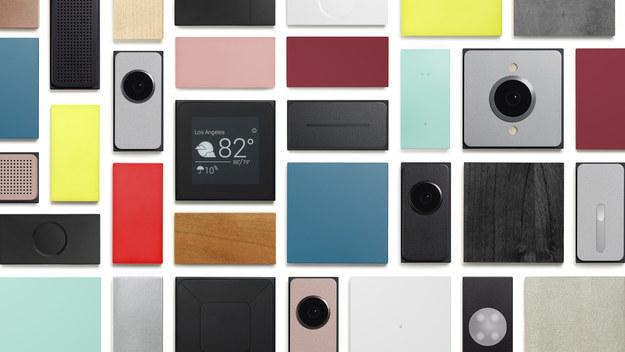 У смартфона будет множество сменных частей