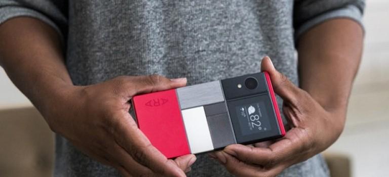 Модульный смартфон от Google скоро увидит свет