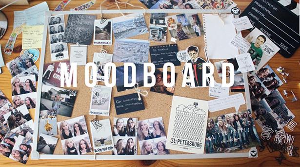 Moodboard в фотографии
