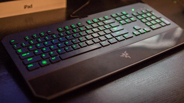 Razer DeathStalker: абсолютный выбор увлеченного геймера