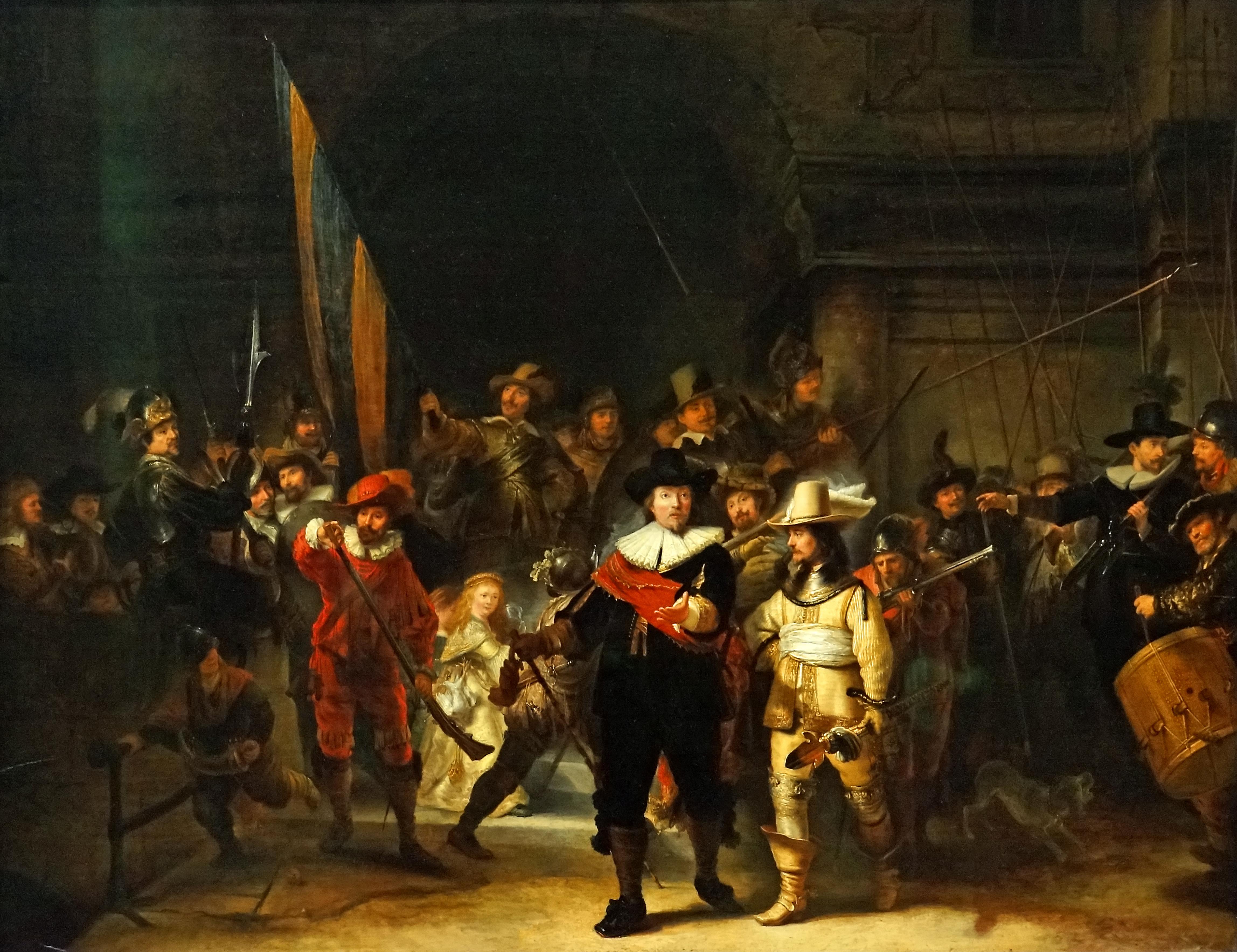 Рембрандт - Ночной дозор