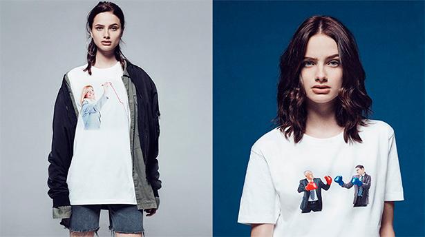 Adobe превратил худшие стоковые фото в линию одежды