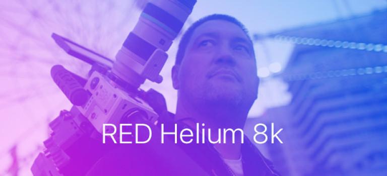 Видео: на что способна RED Helium 8k