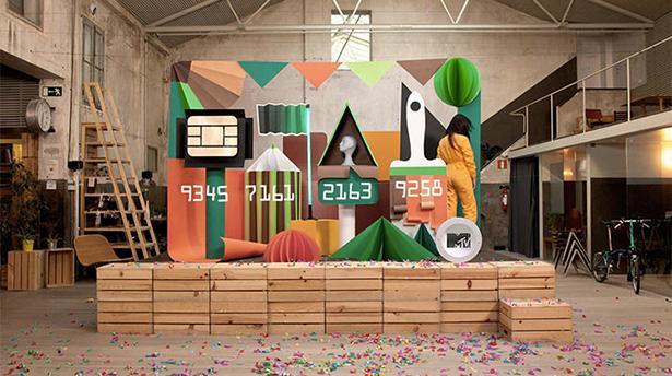 40+ потрясающе креативных дизайнов кредитных карт