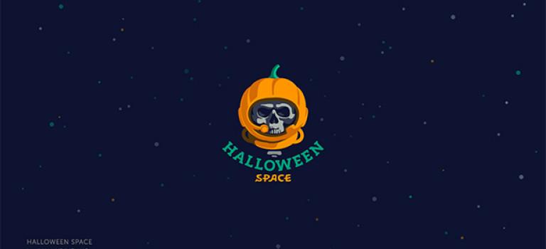 20 по-настоящему Хэллоуинских логотипов