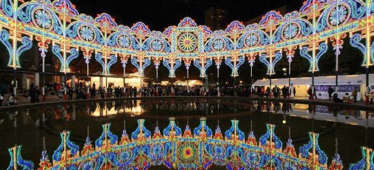 Украинская команда Magic-Innovations выиграла Берлинский фестиваль света