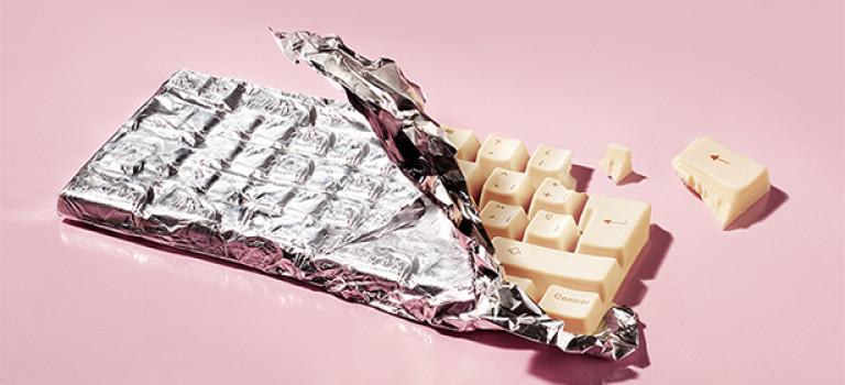 50 самых невероятных упаковок для шоколада