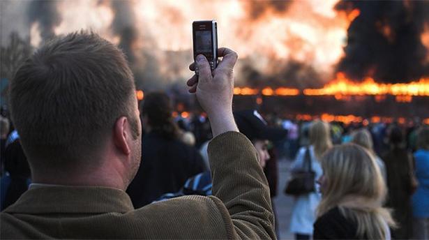 Хроники социальных сетей: что такое гражданская журналистика