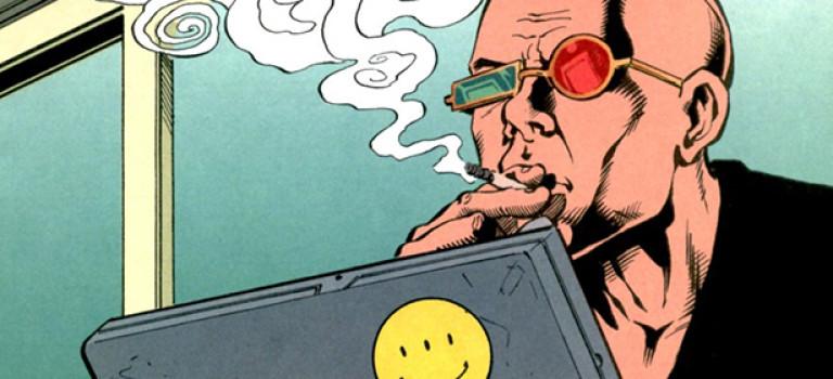 5 комиксов, которые должен прочесть каждый журналист