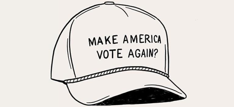 Выборы 2016: такой реакции вы еще не видели