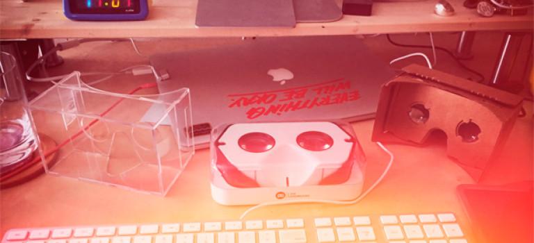 Личный опыт: 4 вещи, которые я понял, проектируя UI для VR в студии Disney