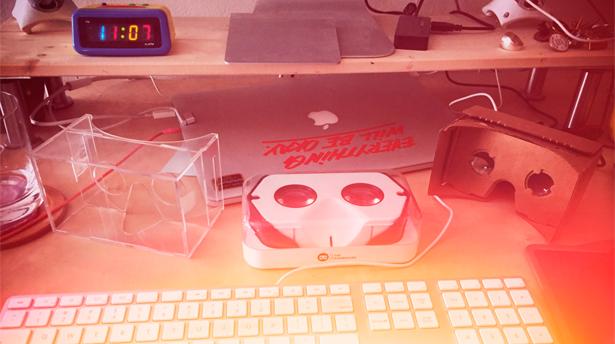 Личный опыт: 4 вещи которые я понял делая UI для VR в студии Disney