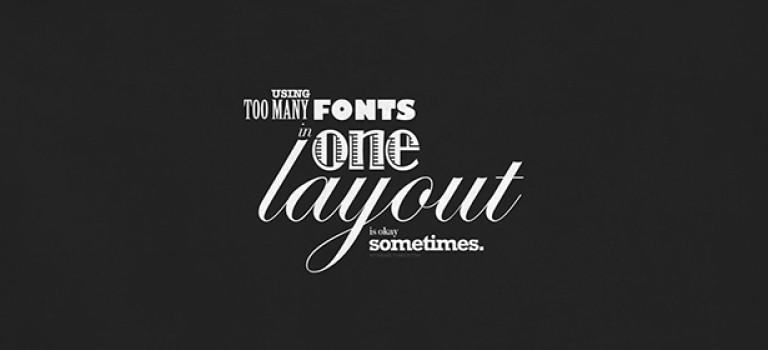 6 новых инструментов для типографики