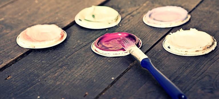 Рисование: первичные и дополняющие цвета