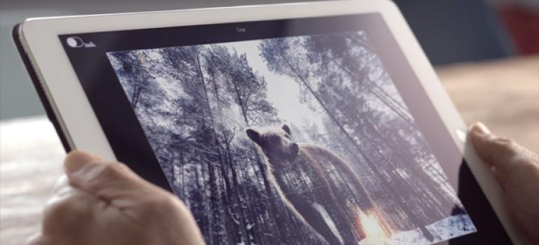 [Видео] Adobe работает над возможностью редактировать фотографии голосом