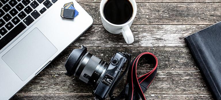 Как учиться фотографии, используя 10 часов в неделю