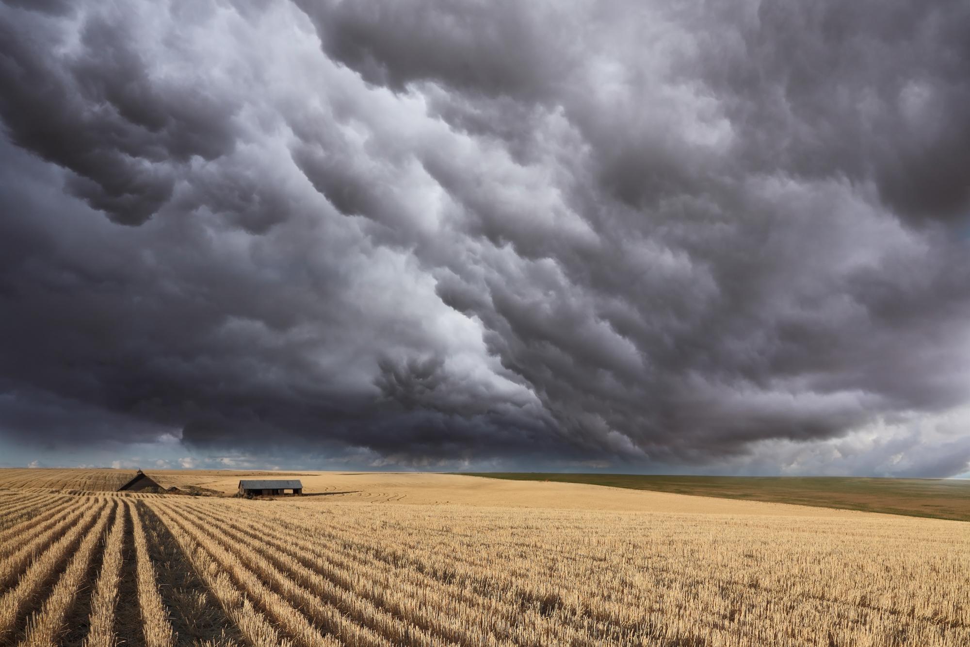 The thundercloud on Montana
