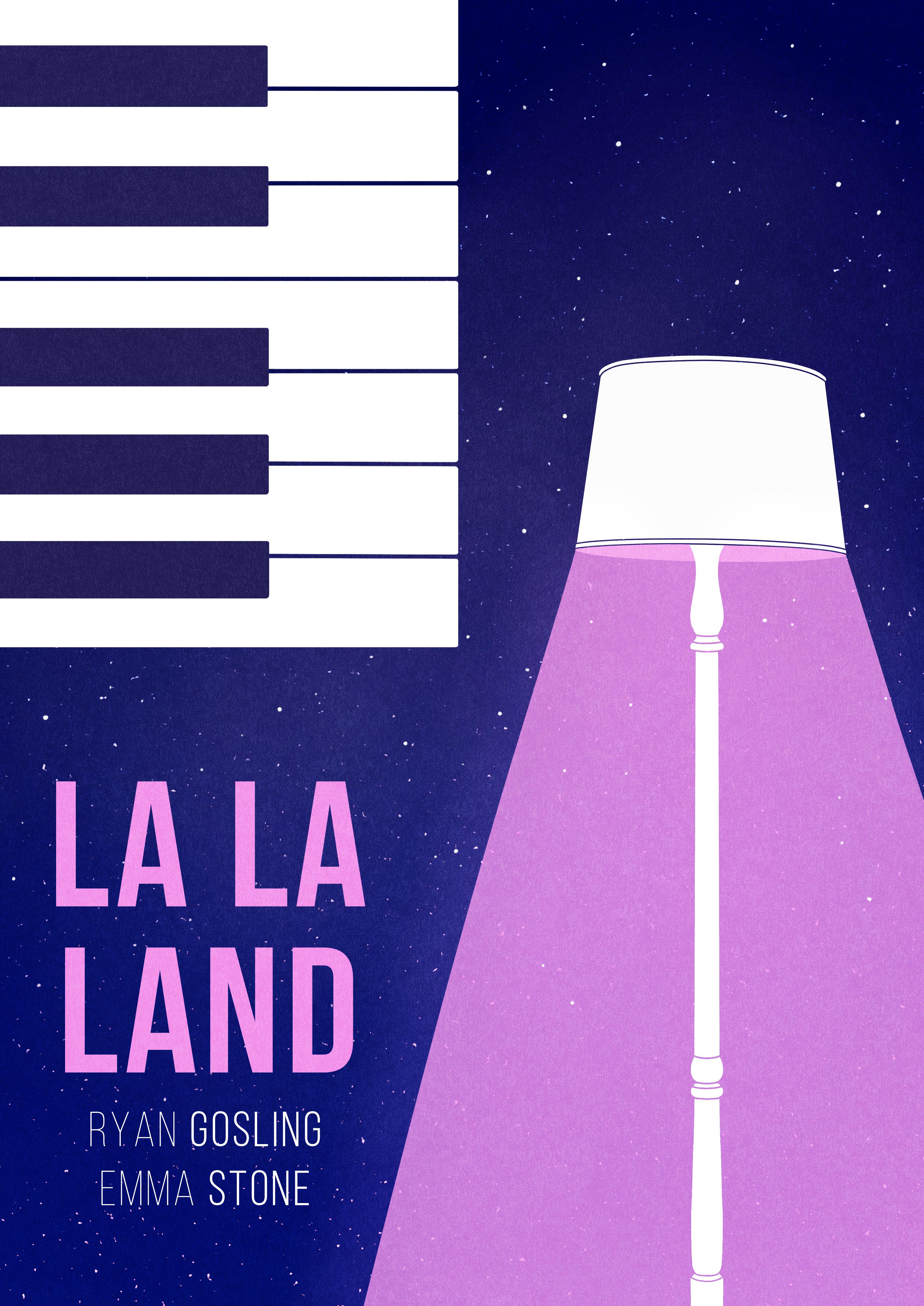 La-La-Land-poster-by-RINOMONSTA
