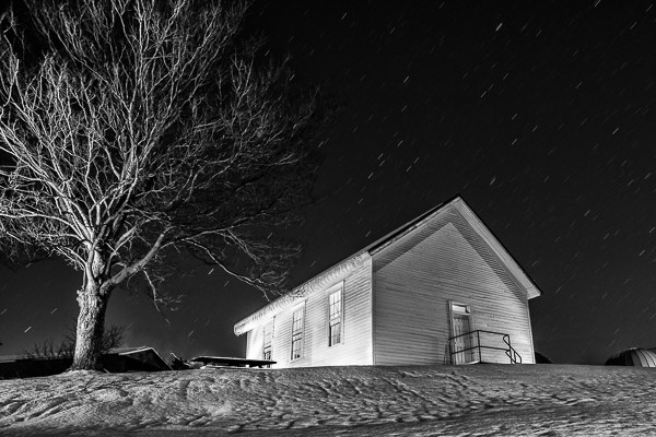 School_house_in_snow