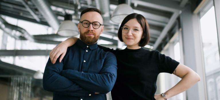 «UX-инженерный подход + современное искусство»: Владимир Смирнов и Настя Птичек о новом проекте