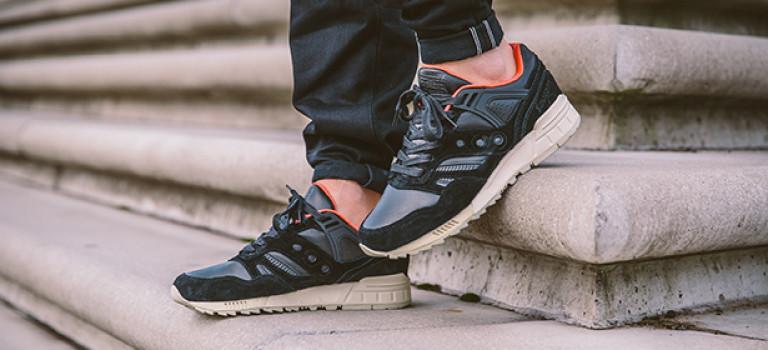 5 шикарных дизайнов кроссовок от бренда Saucony